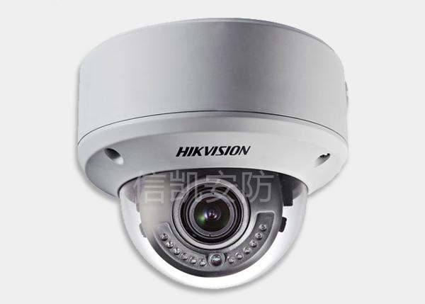 海康半球形网络摄像机